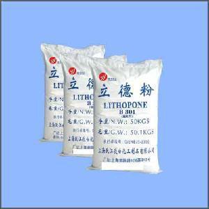 Buy cheap Lithopone (B301) product