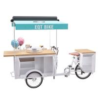 Buy cheap Electric Mobile Food Trailer , Custom Food Trailers 2510 * 750 * 950 Mm product