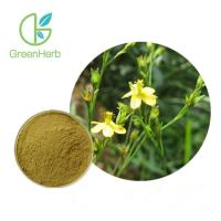 Buy cheap Flower Part Plant Extract Powder Hypericin Perforatum Extract For Depression from wholesalers