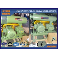 China 10kpa 70kpa Rotary Lobe Blowers For Water Treatment And Pneumatic Conveying on sale