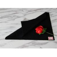 Buy cheap Women Skirts Black Coating Wool Fabric With 30% Polyester 600g Per Meter product