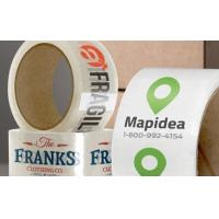 Buy cheap Customized Size Packaging Labels Stickers With Label Machine Printing product