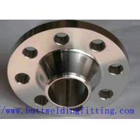 China SO FF Reducing Flange Forged Fittings And Flanges Neck 1-1/2 X 3/4 ASTM A-105 Class 150#- 600# on sale