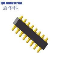 Buy cheap 8Pin Brazil Aerospace Connector 4Pin spring loaded pin Magnetic Connector Magnetic Charging Connector product