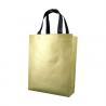 Spunbonded Reusable Non Woven Shopping Bags Biodegradable Non Woven Fabric Bag for sale