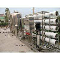 China 1 Stage Mountain Water / Drinking Water Treatment Systems RO Purification Plant on sale