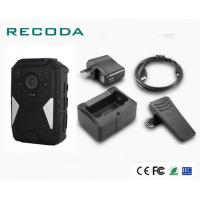 Buy cheap Real Time WIFI 4G Body Camera Video GPS Tracking 1440P HD Fire Proof Wearable product