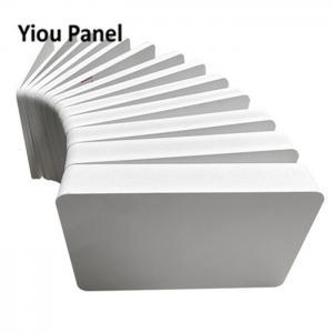 China Good Plasticity PVC Free Foam Board Waterproof Flat Panel on sale