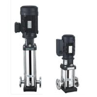 Buy cheap Industrial Vertical Multistage Centrifugal Pump Light Weight For Liquid Conveying product