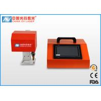 Buy cheap CNC Portable 2D codes Pneumatic Engraver with  for Nameplate Car Parts product