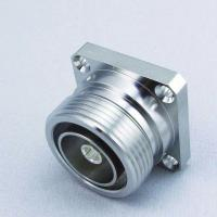 Buy cheap 7.5GHz RF L29 Connector Straight Flange 7/16 DIN Coax Connector product