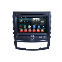 Buy cheap Ssangyong Korando Car GPS Navigation System Android DVD Player 3G WIFI SWC BT product