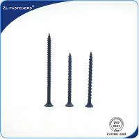 Buy cheap Zinc Plated Self Drilling Screw , Self Tapping Screws 2mm-100mm Length from wholesalers