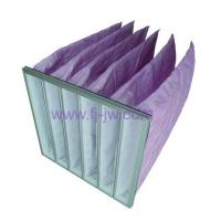 Buy cheap Nonwoven bag filter/Pocket Filter from wholesalers