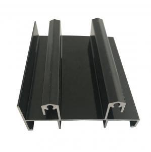 Buy cheap Electrophoresis 0.8mm Aluminum Profile System , 6063 T5 Stock Aluminum Extrusion Profiles product