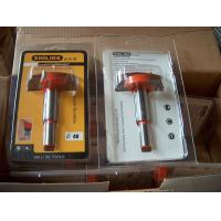 Buy cheap TCT Router Bit 40mm Carbide Tiped Hinge Boring Wood Forstner Bits For Drilling product