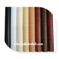 Wood grain Hot stamp film for Wood