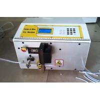 Buy cheap Wire and Shrinkable Tube Cutting Machine WPM-13A product