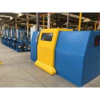 Buy cheap High Efficiency Power Cable Wire Bunching Machine Auto PLC Controlled product