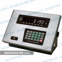 Italy buy digital weighing indicator XK3190-DS3, DHM9BD10-C3-40t-12B3 ZEMIC load cell