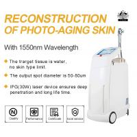 Buy cheap Erbium Glass Fractional Laser Resurfacing For Cheek Wrinkle Removal ,Acne Scars Removal 1550nm Laser product