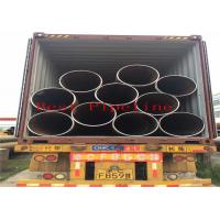 Buy cheap API 5L 360NB X42 UOE Steel Pipe With  Electric Fusion Welding Low Carbon Steel product