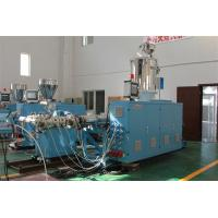 Buy cheap 16mm - 63mm HDPE Pipe Machine , Plastic Pipe Manufacturing Machine CE Approved product
