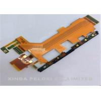 Buy cheap Z3mini Power Volume Sony Flex Cable Tablet Z / LT30 Sim Card Housing CE SGS Approved product
