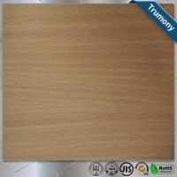 Buy cheap Wooden Pattern Grain Aluminum Painting Panels ACP For Decoration Using product
