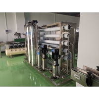China Food Industry SS 500LPH RO Water Treatment Equipment on sale