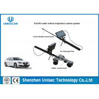 Buy cheap High Resolution Under Vehicle Inspection Camera IP68 Waterproof For Checkpoint product