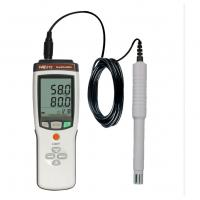 Buy cheap Handheld Temperature And Humidity Data Logger Plastic ABS  High Precision And Reliability product