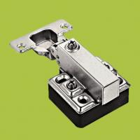 Buy cheap good quality inset type furniture hinge with Nickel finish product
