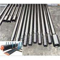 Buy cheap Durable Top Hammer Drilling Drifting Extension Rod And Threaded Drill Rod product