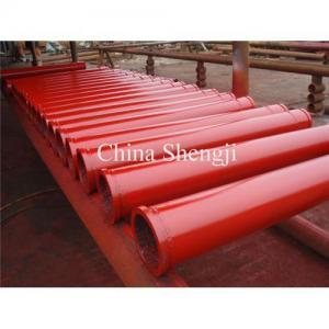 China PM concrete pump pipe DN125 on sale