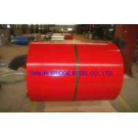 Buy cheap PPGI Pre-painted Galvanized Color Coated Steel Coil for roofing material, SGCC / DX51D product