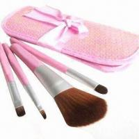 Buy cheap Promotional Makeup Kit with Aluminum Ferrules product