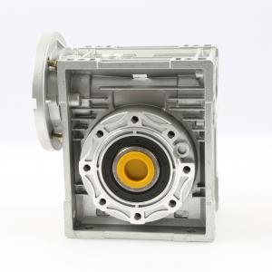 Buy cheap Reduction Ratio 1:50 280rpm Worm Gear Reduction Gearbox Hollow Shaft product