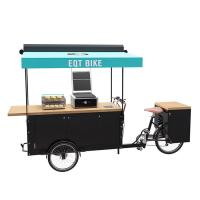 Buy cheap Large storage Burger Food Cart EQT trailer Multipurpose Commercial product