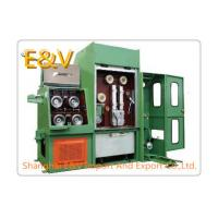 Buy cheap Copper / Brass Continuous Wire Drawing Machine With Heavy Tension Buffer Rod product