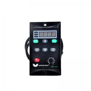 Buy cheap Variation Rate 5% Digital Speed Controller AC Motor Controller Locked Rotor Protection product