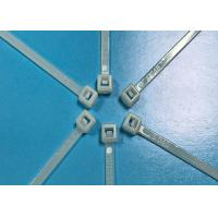 Buy cheap Bulk Plastic Industrial Zip Ties Easy Operated With Less Insert Force product