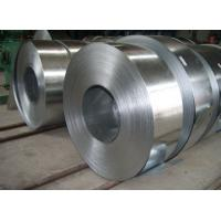 Buy cheap Custom Construction Hot Dipped Galvanized Steel Strip For Lampshade / Chifforobe product