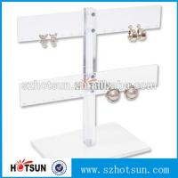 Buy cheap Wholesale Cheap Cool Style Fashion Acrylic Jewelry Display, Acrylic Earring Display product
