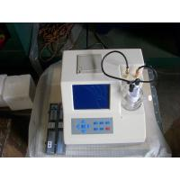 HB-WS Coulometric Karl Fischer Moisture Tester