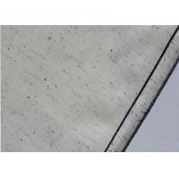 Buy cheap Stain White Denim Sewing Fabric , Lightweight Washable Upholstery Fabric 8.9oz from wholesalers