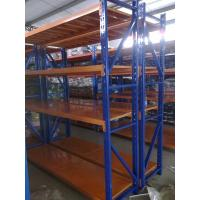 Buy quality Galvanized Logistic Stainless Steel Shelves Multi Level 150KG - 600KG With Spray Paint at wholesale prices
