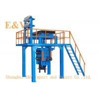 Buy cheap 8mm -16mm 4000T Copper Rod Upward Continuous Casting Machine product