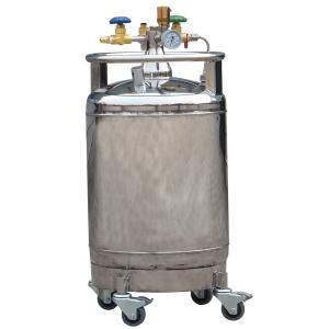Buy cheap TIANCHI Self-pressurized Cryogenic Liquid nitrogen Vessel YDZ-30 Manufacturer product