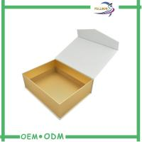 Buy cheap Stylish Custom Cosmetic Paper Gift Boxes / Craft Cardboard Box product